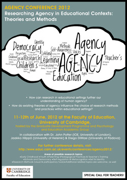 Agency2012 Conference Poster