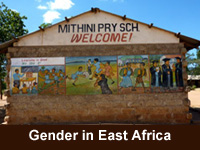 Gender and Education in Eastern Africa
