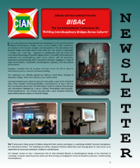 BIBAC Conference newsletter, October 24-26 2014