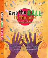 Give the Ball to the Poet - book cover image