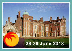 Photograph of Madingley Hall, venue for Appreciating Caribbean Poetry weekend course