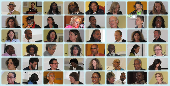 Caribbean Poetry Conference speakers