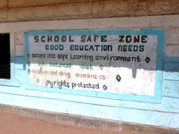 School safe zone
