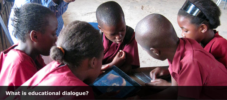 What is Educational Dialogue?