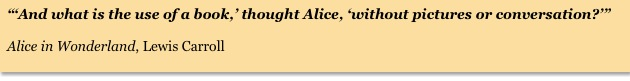 Quotation from Alice