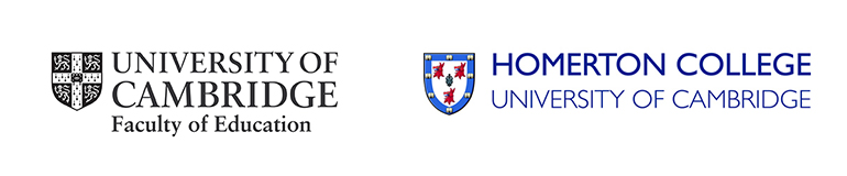 Faculty of Education and Homerton College logos