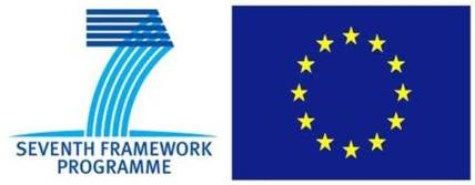 The Seventh Framework Programme and European Council logo.