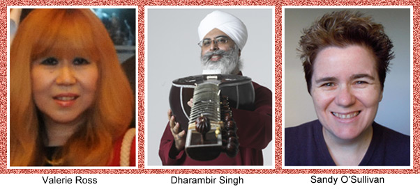 CIAN Network guest contributors: Valerie Ross, Dharambir Singh MBE, Sandy O'Sullivan