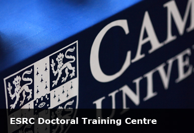 esrc doctoral training centre the faculty s doctoral research training