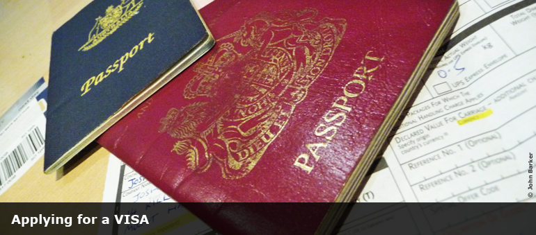 passport and paperwork