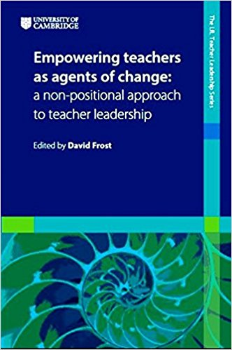 Empowering Teachers as Agents of Change Book