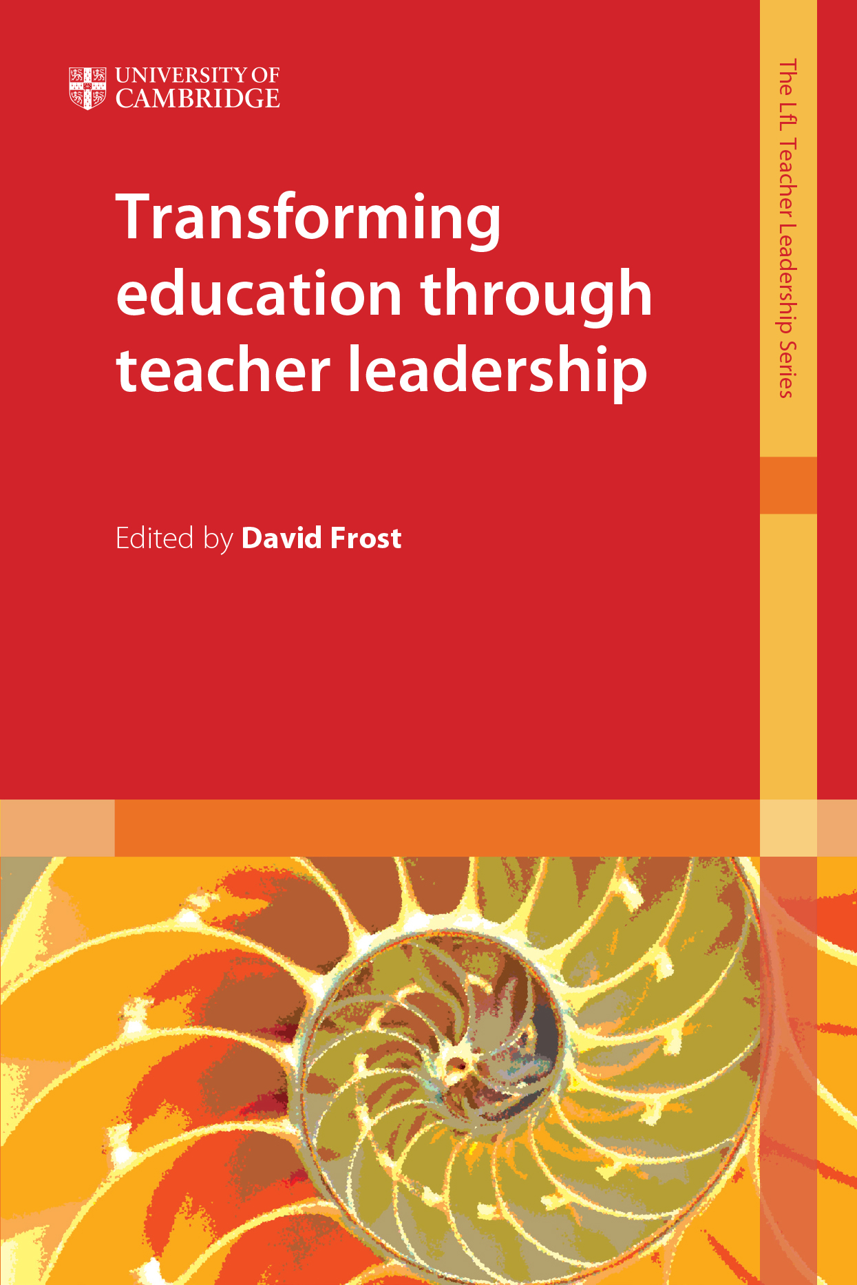 Transforming education through teacher leadership