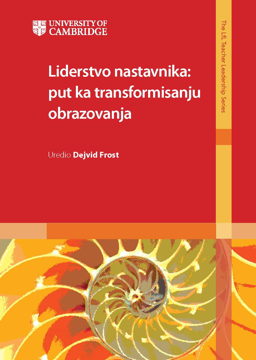 translation of Transforming Education Through Teacher Leadership