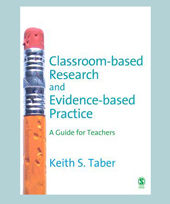 Class-room based research by K Taber book cover