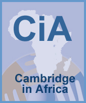 Cambridge in Africa - Logo
