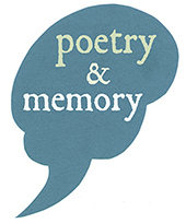 Poetry and Memory logo