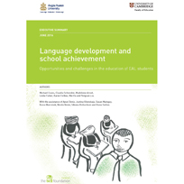 EAL research report launched at the British Council