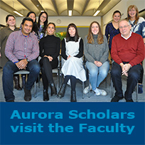 Aurora group and Faculty members