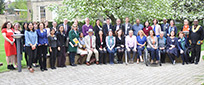 group photo of all worskshop participants
