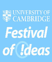 A whole week of Faculty events for the Festival of Ideas 2013