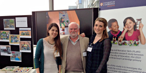Research Group at University of Cambridge Enterprise Exhibition