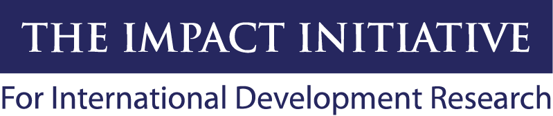 The Impact Initiative for International Development Research Logo