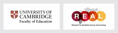 University of Cambridge and REAL Centre Logo