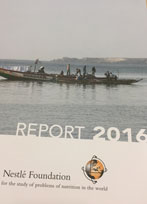 Nestle Report Cover