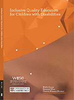 Inclusive Quality Education for Children with Disabilities report