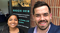 Two REAL Centre Students win education prizes at 2018 Oxford Symposium for Comparative and International Education (OXSCIE).