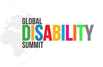 Global disability summit logo