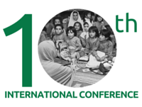 AKU 10th International Conference Logo