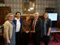 Speakers at APPG Global Education for All