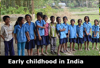 Early childhood education in India