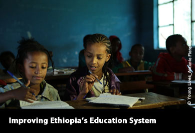 Improving Ethiopia's Education System