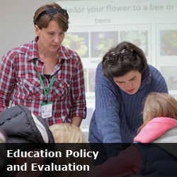 Education Policy & Evaluation