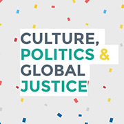 Culture, Politics and Global Justice logo
