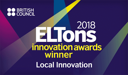ELTON Award for Innovation