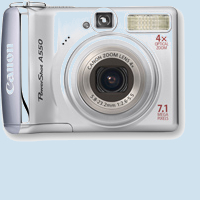 Canon-Powershot Photo and Video