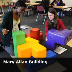 Mary Allan Building Room Bookings