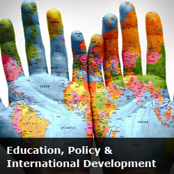 Education, Policy and International Development